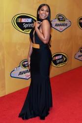 Ashanti - Nascar Sprint Cup Series Awards in Las Vegas 12/5/14