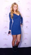 Paris Hilton Wall Lounge during Art Basel Miami Beach December 5-2014 x32