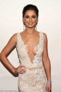 Cheryl Fernandez-Versini X Factor semi-final in London, 12/06/14 1