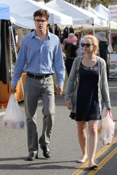 Dove Cameron at Farmer's market in Los Angeles - December 2014 x12