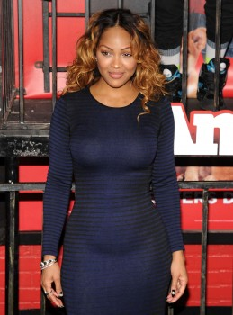 "Meagan Good @ ""Annie"" World Premiere at Ziegfeld Theater"