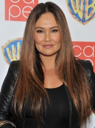 Tia Carrere - The CAPE Holiday Party in Los Angeles (12/8/2014)