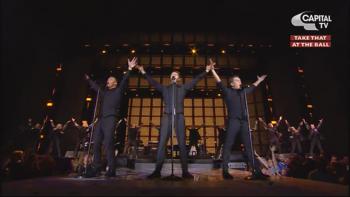 Take That Live At The Jingle Bell Ball 2014 576p SDMania