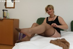 The Pantyhose From Germany 91