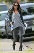 Megan Fox - Leaving Sweet Butter Kitchen in Sherman Oaks 12/14/14