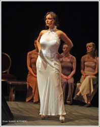Milana Vayntrub in Pericles, Prince of Tyre at the University of California, San Diego - 1/19/08