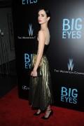 """Krysten Ritter - """"Big Eyes"""" Premiere in NYC 12/15/14"""