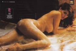 Caroline Rocher  nackt