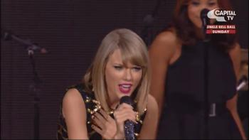 Taylor Swift Live At The Jingle Bell Ball London 2014 576p SDMania