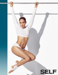 Jennifer Lopez - SELF January 2015