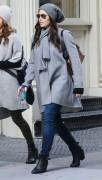 Jessica Biel - Shopping in NYC 12/16/14