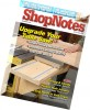 ShopNotes Issue Issue 139, November-December 2014