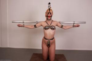 metal bondage made Home