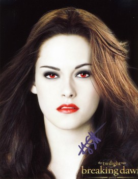 Kristen Stewart: Twilight Promo: Those Eyes! HQ x 1
