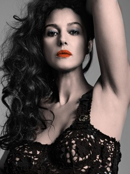 Monica Bellucci Colored Picture - x 1