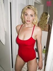 Alissa Bourne – Me In My Place Photoshoot Leonardo Dicaprio