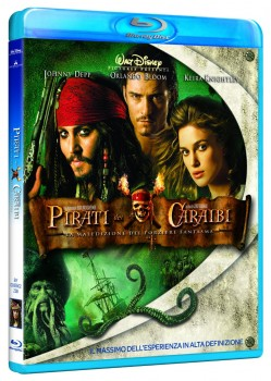 Pirati dei Caraibi - La maledizione del forziere fantasma+Bonus (2006) Full Blu-ray AVC 39Gb ITA DTS 5.1 ENG LPCM 5.1