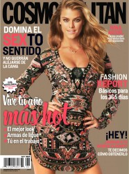Nina Agdal - Cosmopolitan Mexico/Middle East - January 2015/November 2014