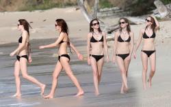 Emma Watson, Katie Holmes, Teresa Palmer (Wallpaper) 4x