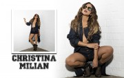 Christina Milian : Hot Wallpapers x 4