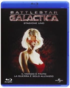 Battlestar Galactica - Stagione 1 (2005) [4-Blu-Ray] Full Blu-Ray 166Gb VC-1 ITA GER ENG DTS-HD MA 5.1