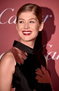 Rosamund Pike @ 26th International Film Festival Awards in Palm Springs | January 3 | 23 pics