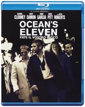 Ocean's Eleven - Fate il vostro gioco (2001) Full Blu-Ray 24Gb VC-1 ITA FRE JAP GER SPA ENG DD 5.1