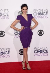 Daniela Ruah The 41st Annual People's Choice Awards in LA 2