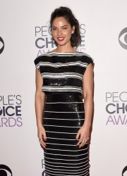 Olivia Munn - 2015 People's Choice Awards in LA 1/7/15