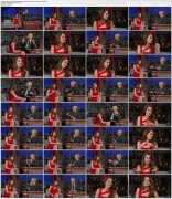 Allison Williams @ Late Show with David Letterman | January 6 2015