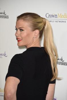 Alison Sweeney Hallmark Channel TCA Press Tour in Pasadena 1/8/15 6