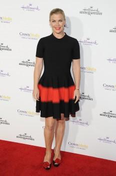 Alison Sweeney Hallmark Channel TCA Press Tour in Pasadena 1/8/15 14