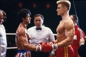Рокки 4 / Rocky IV (Сильвестр Сталлоне, Дольф Лундгрен, 1985) 04f745380291277