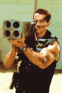 Коммандо / Commando (Арнольд Шварценеггер, 1985) Baa2db380292604