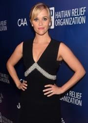 Reese Witherspoon - 4th Annual Sean Penn & Friends HELP HAITI HOME Gala in LA 1/10/15