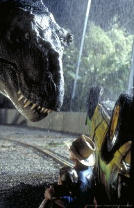 Парк Юрского периода / Jurassic Park (Сэм Нил, Джефф Голдблюм, Лора Дерн, 1993)  1a2862380761920