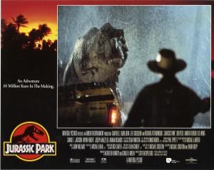 Парк Юрского периода / Jurassic Park (Сэм Нил, Джефф Голдблюм, Лора Дерн, 1993)  3dc6c6380762676