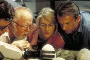 Парк Юрского периода / Jurassic Park (Сэм Нил, Джефф Голдблюм, Лора Дерн, 1993)  665e74380761844