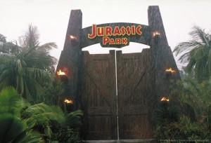 Парк Юрского периода / Jurassic Park (Сэм Нил, Джефф Голдблюм, Лора Дерн, 1993)  827eea380761810