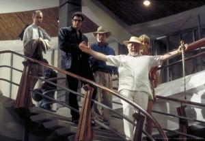 Парк Юрского периода / Jurassic Park (Сэм Нил, Джефф Голдблюм, Лора Дерн, 1993)  B9bacc380761856