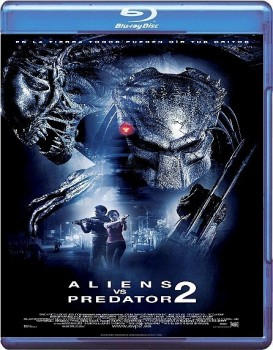 Aliens vs. Predator 2 (2007) Full Blu-Ray 37Gb AVC ITA DTS 5.1 ENG DTS-HD H-R 5.1 MULTI