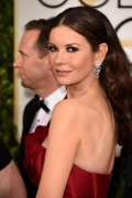 Catherine Zeta-Jones 72nd Annual Golden Globe Awards January 11-2015 x5