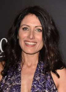Lisa Edelstein, InStyle Golden Globes Party, L.A 11/01/15