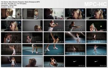 Nike Women's Maria Sharapova