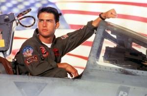 Лучший стрелок / Top Gun (Том Круз, 1986) 00567c381284464