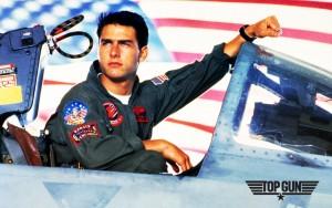 Лучший стрелок / Top Gun (Том Круз, 1986) A67587381284445
