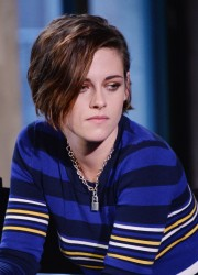 "Kristen Stewart -  AOL's BUILD Speaker Series: ""Still Alice"" in NYC 1/13/15"