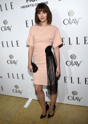 Mary Elizabeth Winstead - ELLE's Annual Women In Television Celebration in West Hollywood 1/13/15