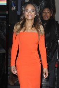Christina Milian - Leaves 'The Wendy Williams Show' in NYC (1/15/15)