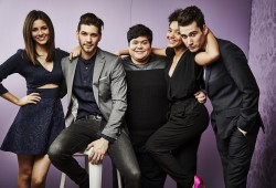 Victoria Justice - 'Eye Candy' TCA Cast Portraits -